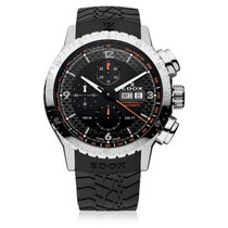 Edox CHRONORALLY 1 - 100 % NEW - FREE SHIPPING