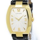 Concord Mens La Scala 18k Solid Yellow Gold Quartz Watch