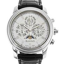 Blancpain Watch Le Brassus Perpetual Split Second Chrono...