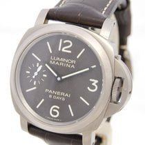 Panerai Luminor Marina PAM00564 Box & Papiere 09.2015 (DE)