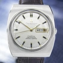 Omega Constellation Automatic Mens Vintage Swiss 1960s...