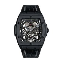 Hublot Masterpiece 51mm Automatic Black PVD Mens Watch Ref...