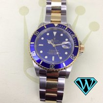 Rolex Submariner  steel and gold never polished