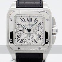 CartierSantos 100 XL Chronograph