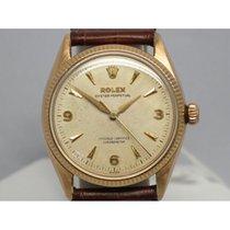 Rolex Vintage Oyster cal.1030 Perpetual Brevet 6567