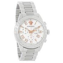 Versace Landmark Mens Chrono Quartz Watch P6C99GD001 S099