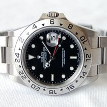 Rolex Explorer II Oyster Perpetual - No holes case - Like new