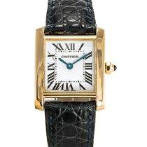 Cartier Watch Tank Francaise W5000256