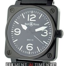 Bell & Ross Aviation Carbon 46mm Ref. BR 01-92