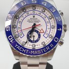 Rolex Yachtmaster II 116680 Stainless Steel 44mm Blue Ceramic