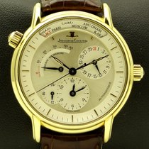 Jaeger-LeCoultre Geographic Yellow Gold, REF. 169.1.92, Full set