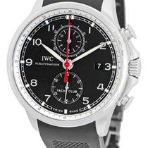 """IWC """"Portuguese Yacht Club"""" Chronograph Strapwatch."""
