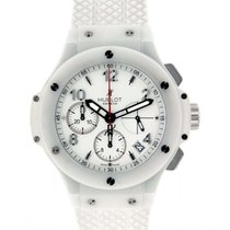 Hublot Big Bang Aspen All White Ceramic