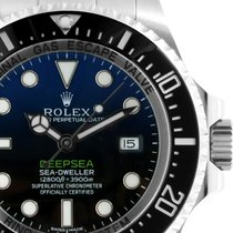 "Rolex Deep SeaDweller ""Deep Blue"" 44mm - Unworn - 116660"