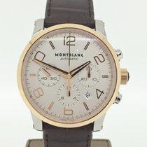 Montblanc TimeWalker Chronograph Steel/Rosegold