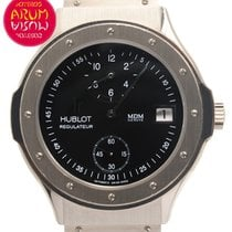 Hublot Regulateur White Gold