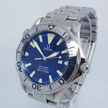 Omega Seamaster Mens Steel Quartz 41mm Watch