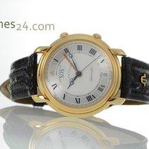 Maurice Lacroix Reveil Wecker Masterpice 18kt Gold