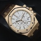 Audemars Piguet Royal Oak Chronograph 41mm 26320OR Rose Gold...