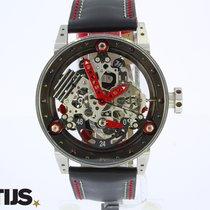 B.R.M R-50T Titanium Red