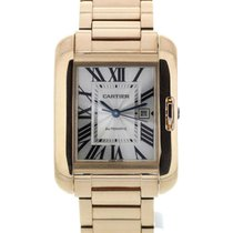 Cartier Tank Anglaise Rosegold