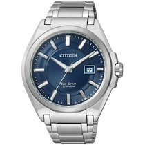 Citizen Eco-Drive Super-Titanium Herrenuhr BM6930-57M