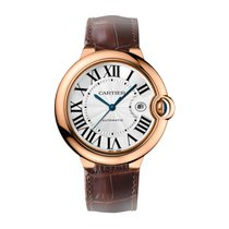 Cartier Ballon Bleu Automatic Mens Watch Ref W6900651