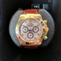 Rolex Cosmograph Daytona 18K Auto Chronograph