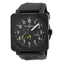Bell & Ross Flight Intruments 46mm Black PVD Limited NEW