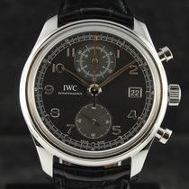 IWC Portuguese Flyback Chronograph