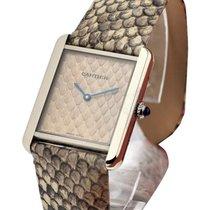 Cartier W5200021 Cartier Tank Solo Ladies Watch W5200021 -...