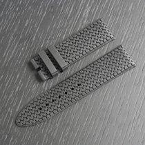 Chopard Mille Miglia Black Tyre Rubber Strap 23mm