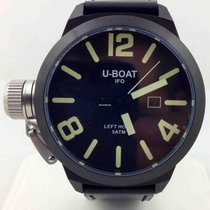 U-Boat Left Hook IFO Black Dial 45mm PVD