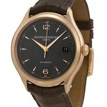 Baume & Mercier Clifton Automatic Black - Red Gold 10059