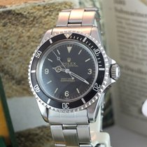 "Rolex Submariner 5513  ""Gilt, Explorer, Meters First ""..."