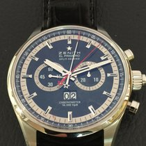 Zenith Split-Second/Rattrapante stainless steel