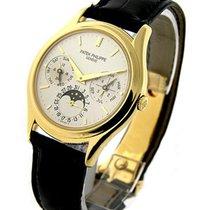 Patek Philippe 3940J Perpetual Calendar in Yellow Gold