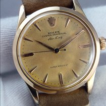 Rolex Oyster Perpetual Goldfilled 40mic Air-King Canada 1958