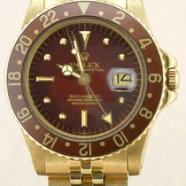 Rolex GMT Master GOLD 18K FROM 1965 GILT DIAL