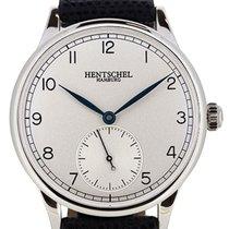 Hentschel Hamburg H1 Chronometer White Gold / Steel, 37mm