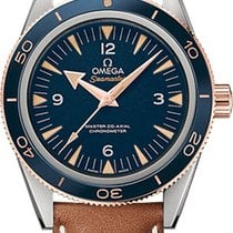 Omega Men's23362412103001Seamaster 300 Master Co-Axial Watch