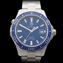 TAG Heuer Aquaracer Calibre 5 / 500m Stainless Steel Gents...