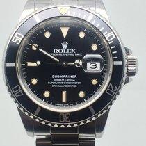 Rolex SUBMARINER DATE 16800 YEAR 1985 LIKE NEW
