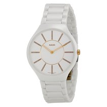 Rado R27957702 True Thinline Jubile Ladies Watch