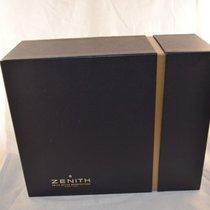 Zenith Uhren Box Watch Case Top Zustand Mit Umkarton El Primero