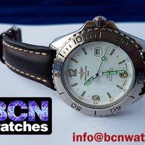 Breitling Shark Automatic 42mm + steel bracelet