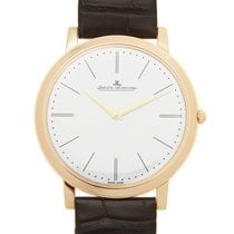 Jaeger-LeCoultre New  Master Ultra Thin 18k Rose Gold White...