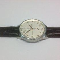 IWC Portuguaise chronograph stainless steel  ref.3714