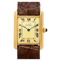 Cartier Tank Vermeil W1002753