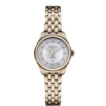 Hamilton Ladies H42245151 Jazzmaster Lady Auto Watch